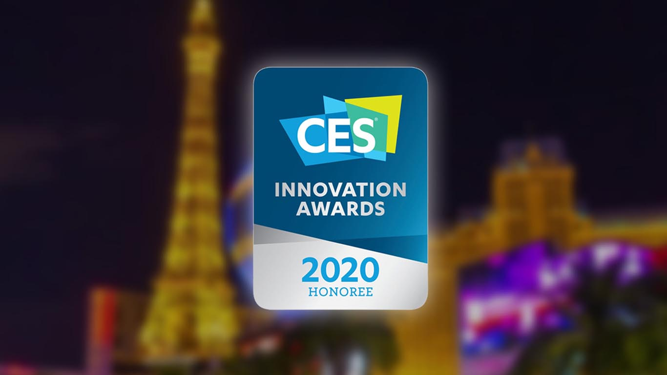 CES innovation Award Vivoka