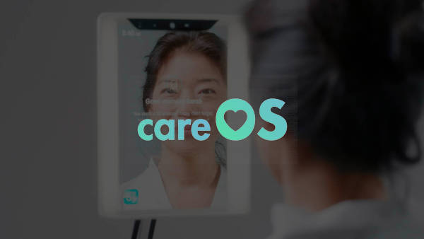 Voice Smart Mirror CareOS