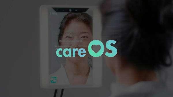 Miroir Connecté Vocal CareOS