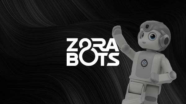 Robot à commande vocale Zorabots